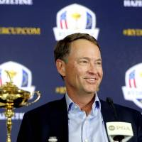 Love returns as Ryder Cup captain