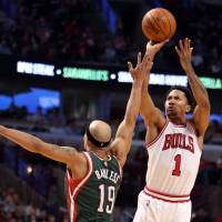 Bulls star Rose to have knee surgery for second straight year