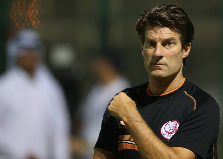 Laudrup staying put until summer
