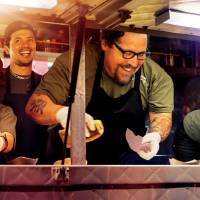 Chef: 'battle cry of an artist who dreams of being his own master'