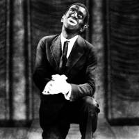 U.S. entertainer Al Jolson in blackface in 1929. | AP