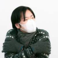 Extra layer of safety: It's the time of the year to wrap up warm and take your vitamins. | RYUZO KUDO