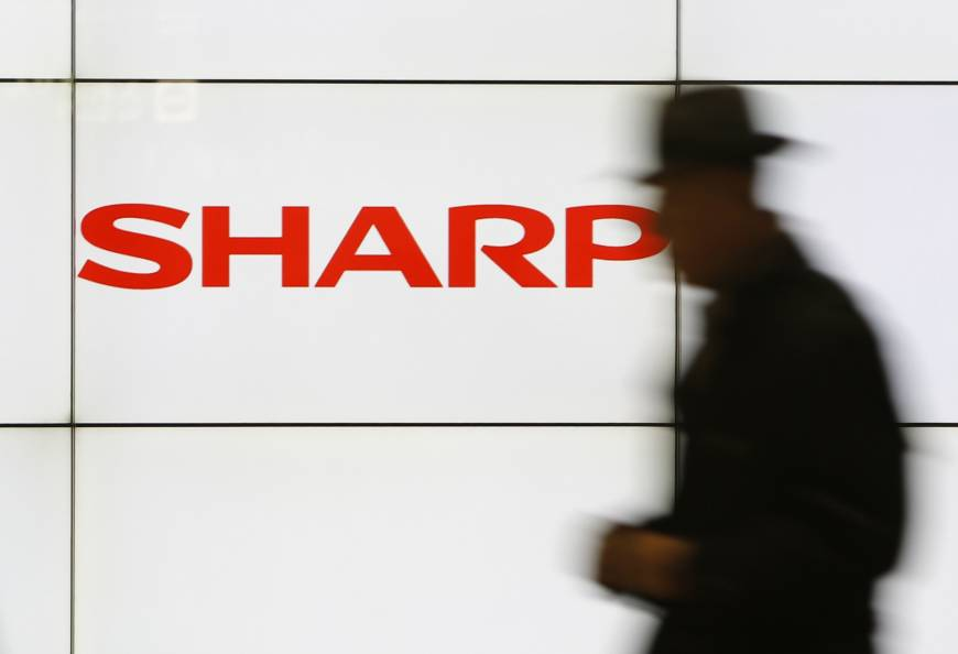 Sharp facing ¥200 billion loss, may close plants