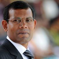 Maldives' ex-leader Nasheed jailed for 13 years on terrorism charges