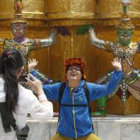 In 'Land of Smiles,' Thais grin and bear boorish Chinese tourists