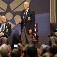 Doolittle's WWII heroes to get, give Ohio museum Congressional Gold Medal to Ohio museum