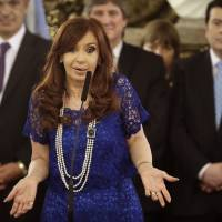 Argentine appeals court throws out Iran coverup case against president
