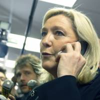 UMP win in French local elections blunts rise of far-right National Front