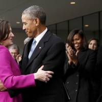 Obama: Politicians should carry themselves more like Kennedy