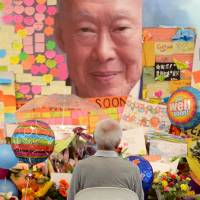 Singapore's Lee seen as an inspiration for modern China