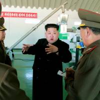 North Korea's well-to-do feast on French baguettes