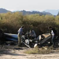 Crew was filming when helicopters crashed in Argentina, ex-Olympic skater says