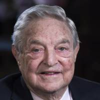 Soros says ready to invest $1 billlion in Ukraine if West helps