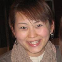 Tomiko Fujisawa, Hairdresser, 28 (Japanese): My aims are to save up enough money to change my lifestyle, to remain thankful for what I've got, and to make sure I always have goals in mind.