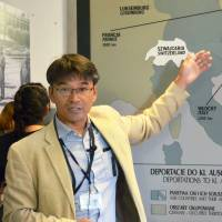 Auschwitz guide works to enlighten Japanese visitors