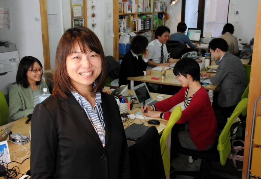 Educator brings fresh learning opportunities to Tohoku youths