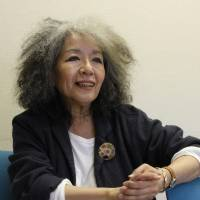 Writer Keiko Ochiai has run a monthly anti-nuclear power workshop in Tokyo since May 2011, two months after a massive earthquake and tsunami that triggered the nuclear disaster at Tepco's Fukushima No. 1 power plant. | KYODO