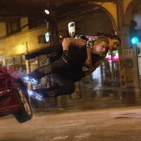 'Jupiter Ascending' is kitsch rubbish featuring a wolf-eared alien on rocket-powered Rollerblades
