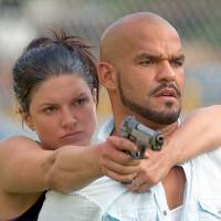 Ex-MMA fighter Gina Carano whips 'In the Blood' into submission