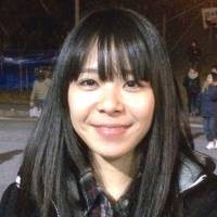 Maki Sunagawa, Graduate student, 24 (Okinawan): Militarism does not protect people. War is a racket that only provides immense financial gains to a handful of people. Therefore it is imperative to stop the tyranny of the Shinzo Abe regime here in Okinawa.