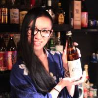 G10 Sake Night washes down well at Tokyo's Bar Shampoo