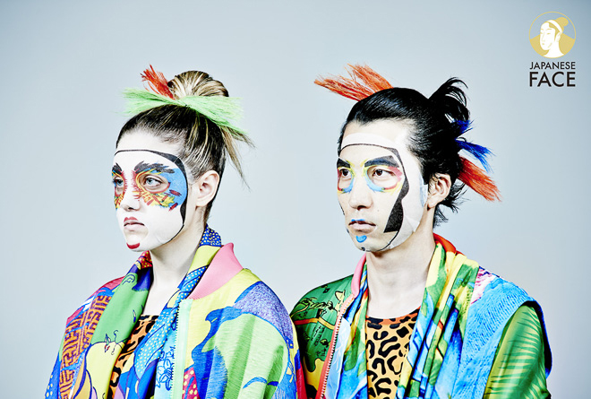 Put on your fashion face and get ready for Tokyo fashion week