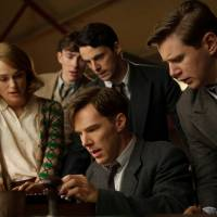 Benedict Cumberbatch, Keira Knightley and Graham Moore reflect on the complexities of Alan Turing