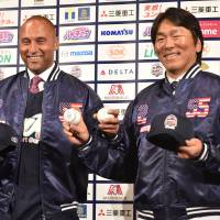 Jeter, Matsui team up for good cause