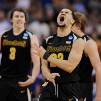 Wichita State upsets Kansas