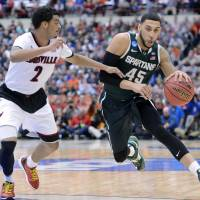 Michigan St. into Final Four