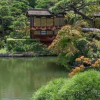 Soraku-en: Kobe's well-grounded garden
