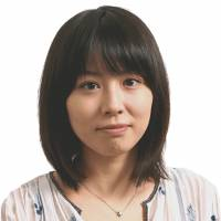 Young star: Risa Wataya won the Akutagawa Prize when she was only 19 — the youngest winner of the award to date. | KYODO
