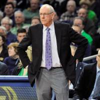 NCAA suspends Boeheim
