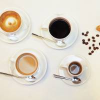 Sky-high coffee; Dreamliner expansion