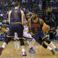 Cavs put on clinic against Grizzlies