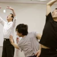 Kabuki icon takes Dazzle dancers to new levels