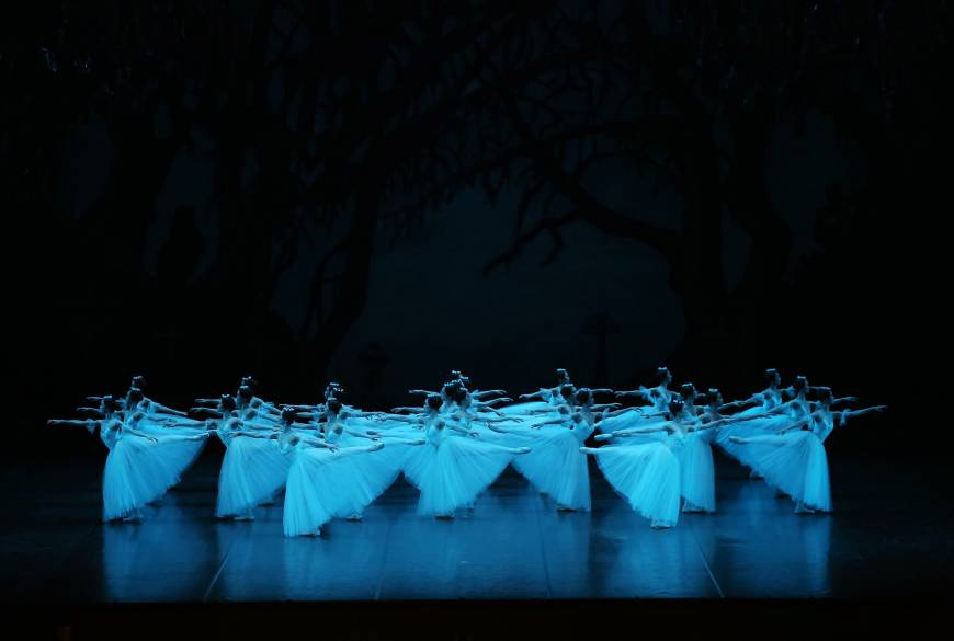 Tokyo Ballet revisits 'Giselle' anew