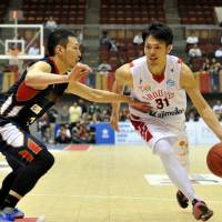 Nash has Toyama eyeing Final Four again