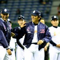 Jeter, Matsui bring star power to charity event