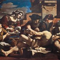 There's no need to squint at the work of Guercino
