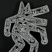 'Keith Haring Multiplexism'