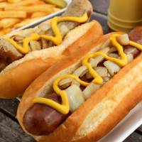 Hot dogs from Magical Animal at Pop-up@Aoyama | DON KENNEDY