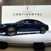 New York motor show stealing Detroit's thunder