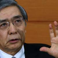BOJ's easing said unsustainable