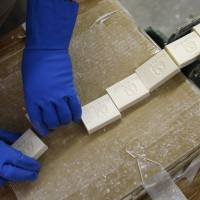 U.S. group on mission to save lives with recycled hotel soap