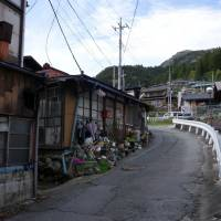 The community of Kanna, Gunma Prefecture, is predicted to 'vanish,' with few children being born here and most young people moving away. | REIJI YOSHIDA