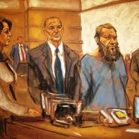 American trio charged in N.Y. with jihadi terrorism-related crimes