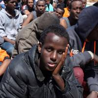 Alarm raised in Europe after 400 migrants feared drowned in one shipwreck