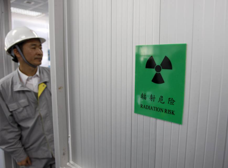 Forget Fukushima: China powering ahead with plans for new reactors