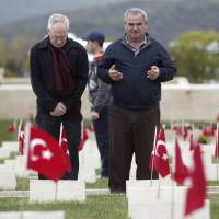 Gallipoli legend lives on in Australia and New Zealand